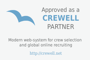 Crewing service Crewell | Job at sea for Seafarers